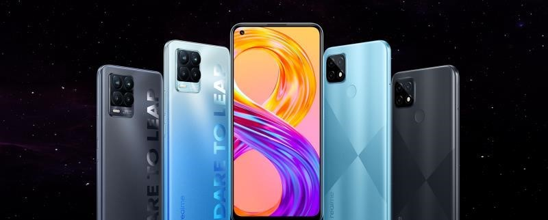 Realme 8 Pro, Realme C21 launched in Bangladesh