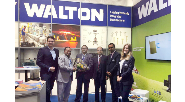 Walton targets market expansion of local electronic products in Europe